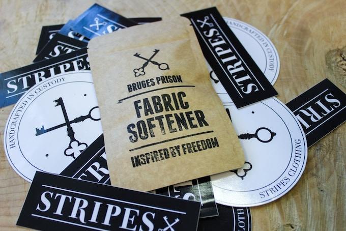 Fabric Softener/Sticker Pack