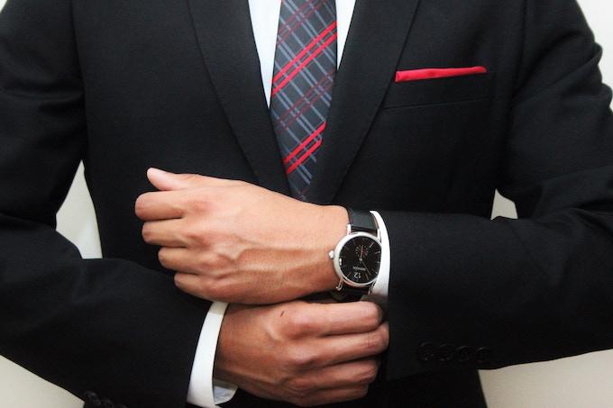 Classic Black Watch