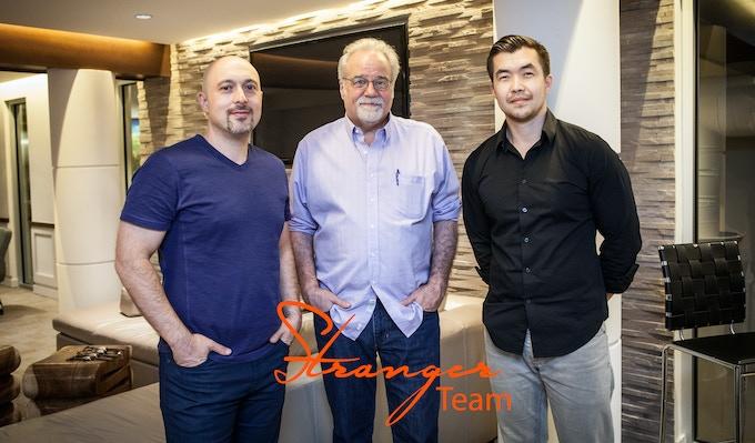 Michael, Steven, Jahn