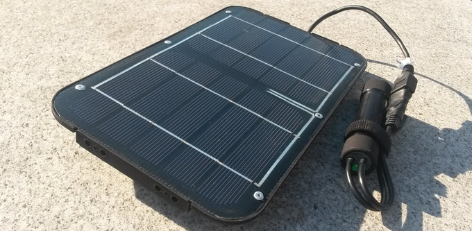 January, 2014. Final Prototype. Solarpad Kit!