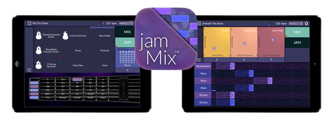 One-Touch Chords and Live Looping in jamMix