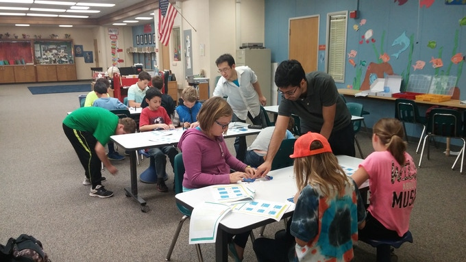 15+ Schools in San Diego are using Rokit Smart for their robotics enrichment program