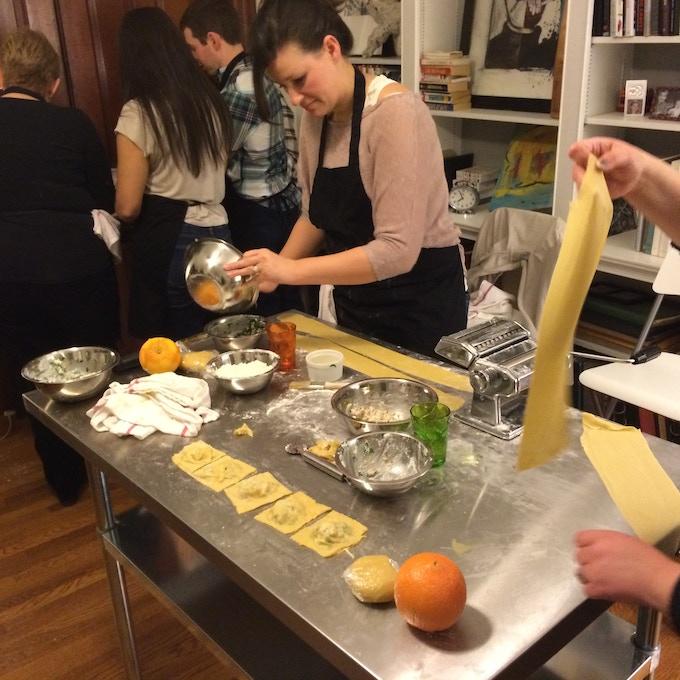 Kitchen Window Knife Skills Class: Baltimore Chef Shop: A Teaching Kitchen By Baltimore Chef