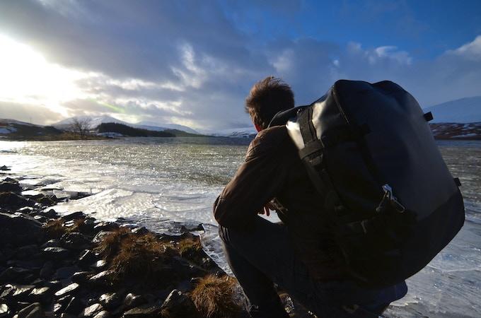 GOBAG Wear Trial; Loch Tulla, Scotland