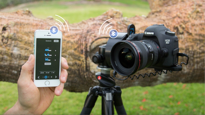 Radian 2: Time Lapse, Motion, and Wireless Camera Control by