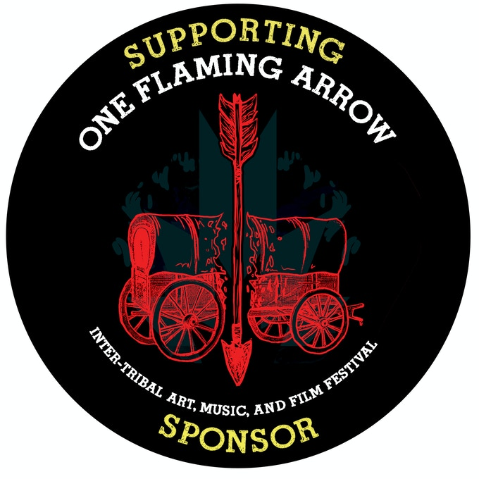 """Pledge $150+  and  become a """"Supporting Sponsor""""!  With this package you receive program advertising, personal slide ad at Film Festival venues, 2 Complimentary tickets, & NDN swag."""