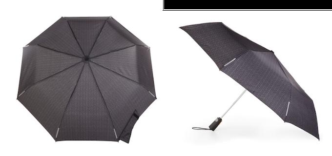 'brellaBox's umbrella of choice: Totes TRX Titan