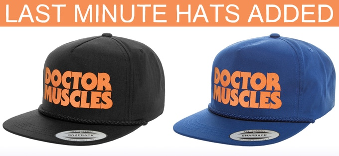^new snapbacks because the fans demanded them