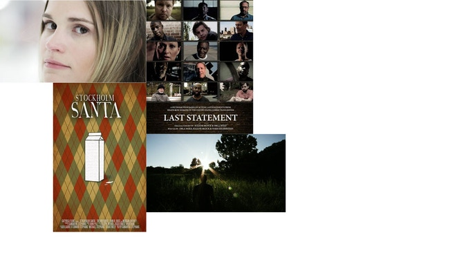 Shots/posters from last few films by the director