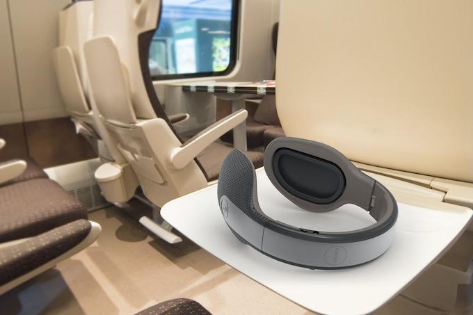 Kokoon headphones are a great travel companion