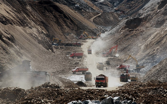 Tons of lithium is being mined around the world, harming our environment.