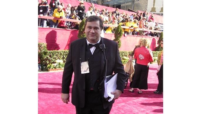 Karim Miteff - Academy Awards arrival ceremony