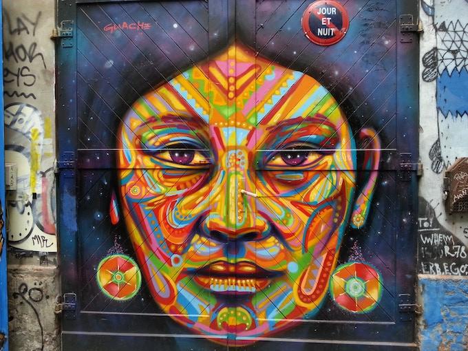 """artproject """"Doors of Perception"""" artist: Guache"""