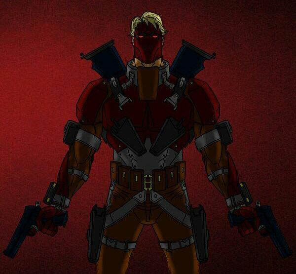 DevilDog. Killing Machine.