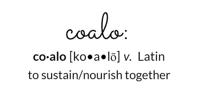 Coalo explained.