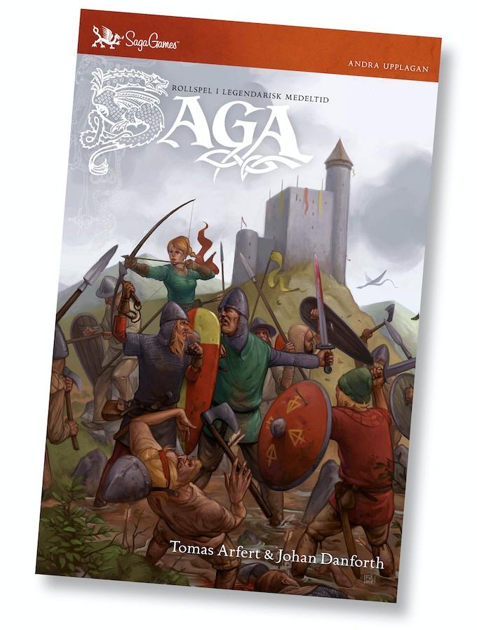 Saga, andra utgåvan