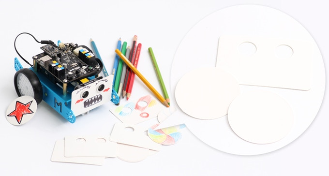 mBot: $49 educational robot for each kid by Makeblock — Kickstarter