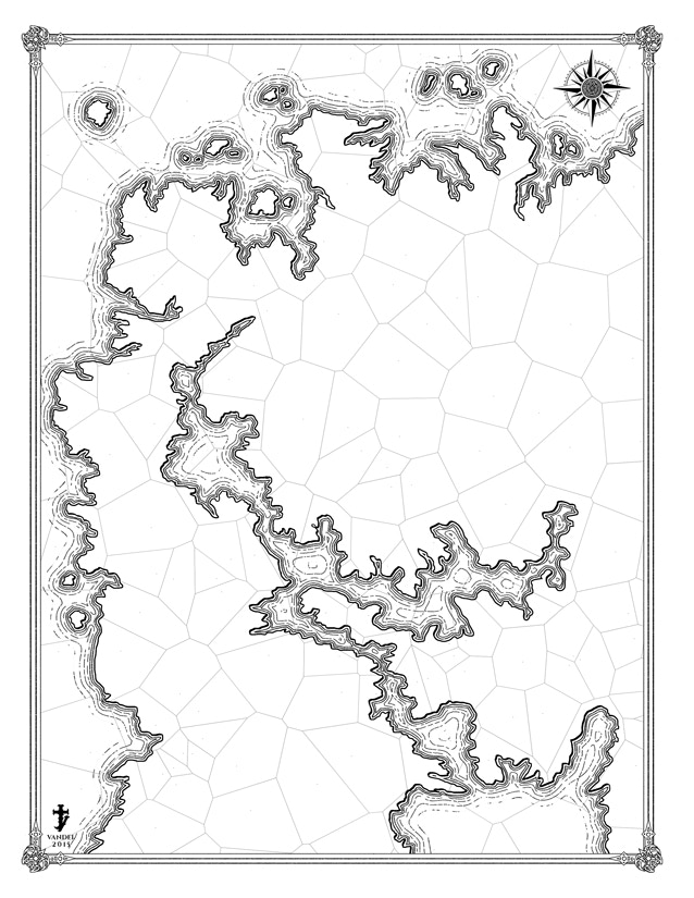 Perilous journeys by penny lantern kickstarter right now josephe is hard at work on the 6 unlabelled maps that will comprise the other half of the pdf gumiabroncs Gallery