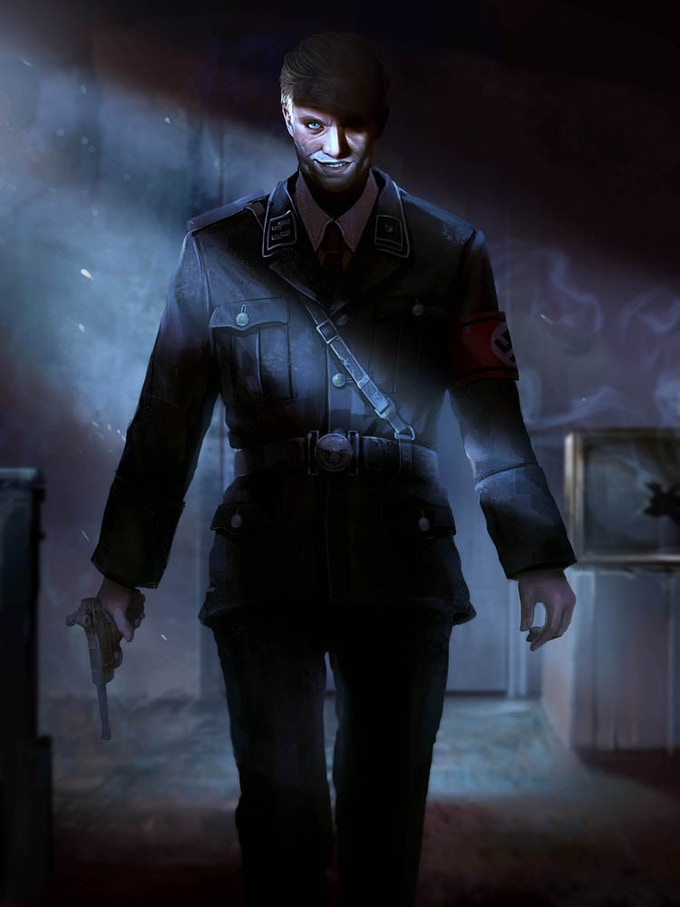 Our Antagonist Walter Göth Leader of the SS