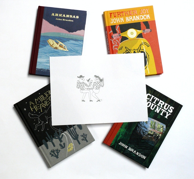 For $250: An original drawing by Keith Shore of Mikkeller Beer, plus a copy of each of the books he designed for McSweeney's, and a night on us at Mikkeller Bar in San Francisco.