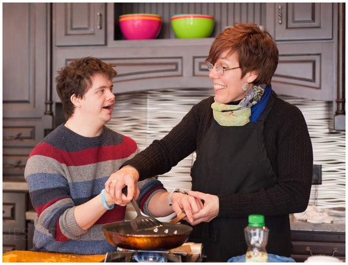 A digital how-to cooking magazine designed for those with intellectual disabilities to help promote an independent lifestyle.