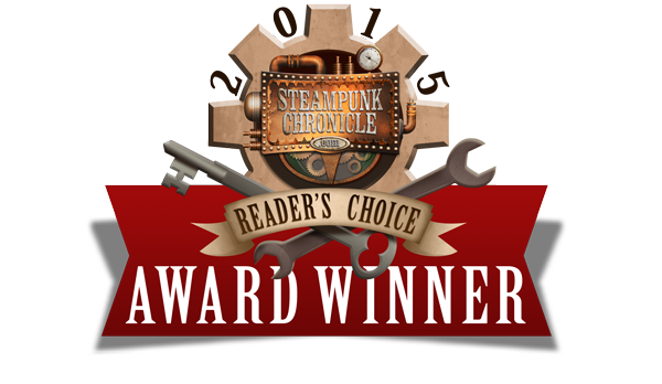 Steampunk Chronicle Readers Choice: 2015 Best Graphic Novel