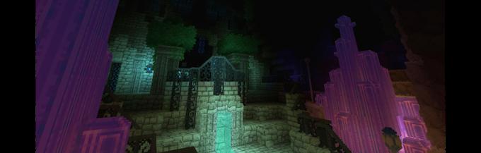 Ancient ruins to explore!