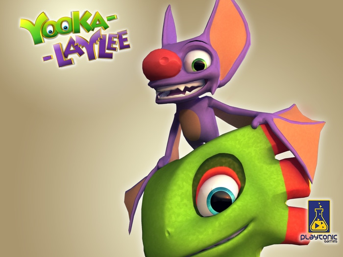 Yooka-Laylee the Banjo-Kazooie spiritual successor closes out Kickstarter with over £2 million