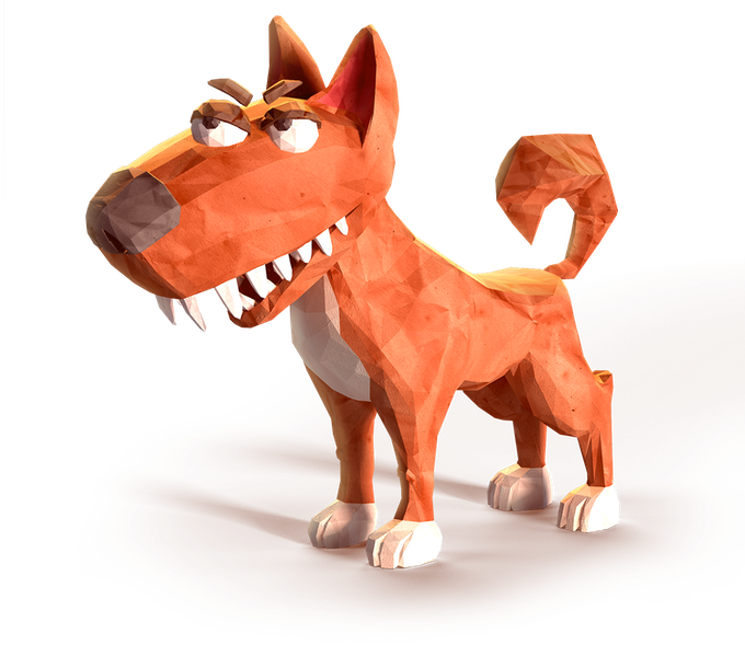 """""""Hi, I'm Duncan the Dingo and I have personally approved this Kickstarter project."""""""