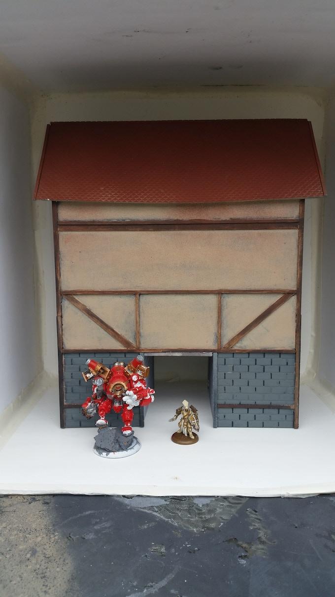 Tudor Pass House