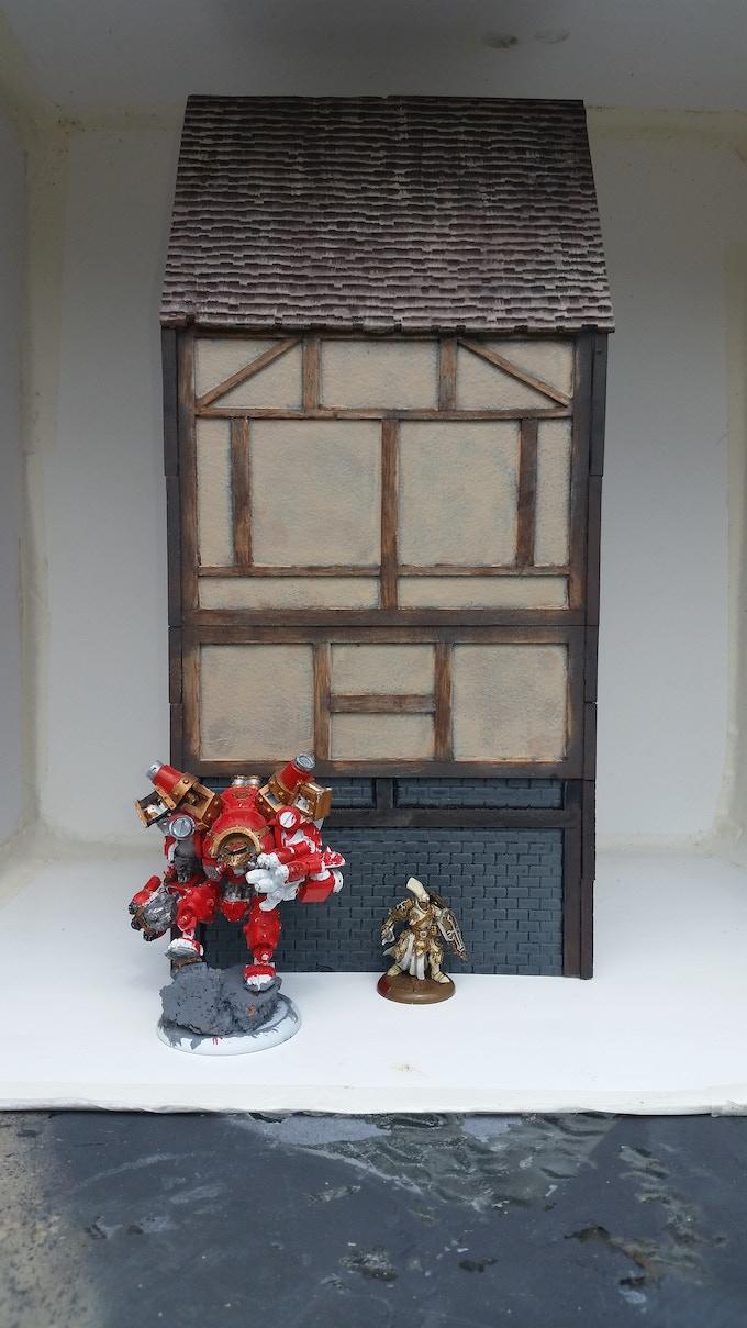 Huge Tudor House/Tenament