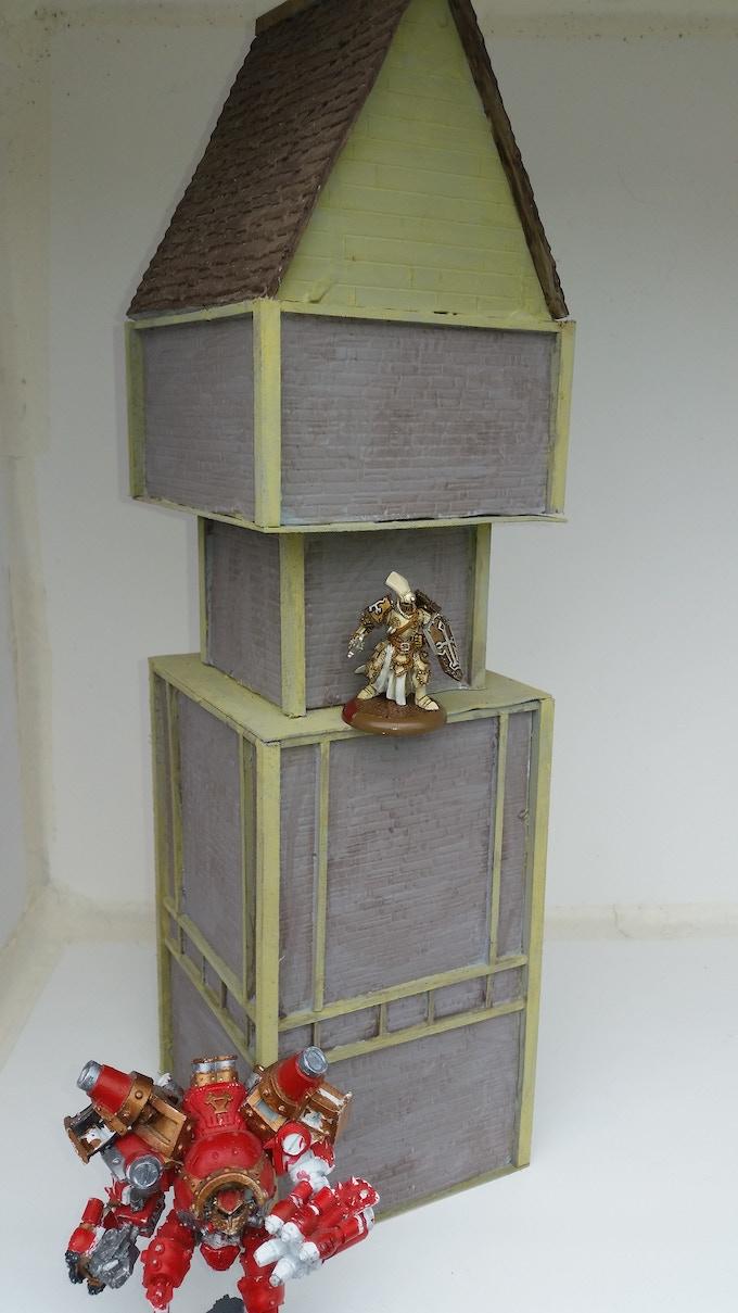 City Tower (Version 1)
