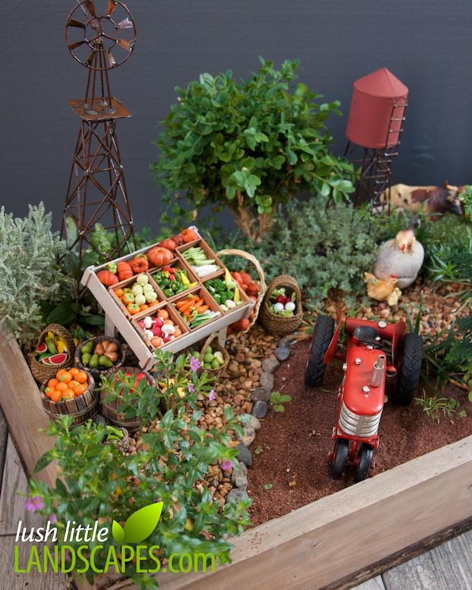 Farm Stand Garden
