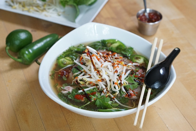 Pho - The noodle soup taking over the culinary world.