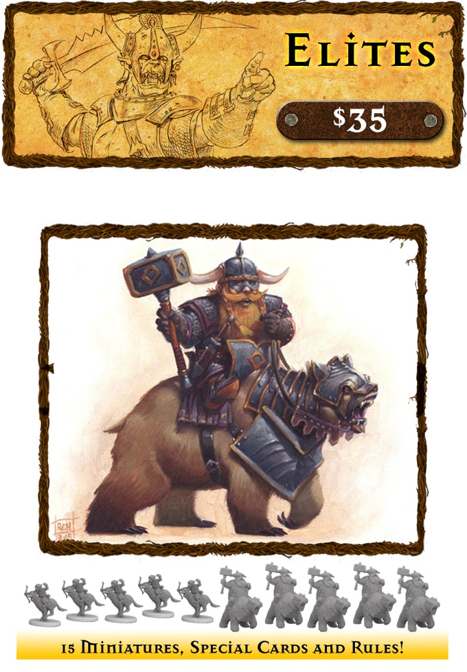 WarQuest by Mr  B  Games — Kickstarter