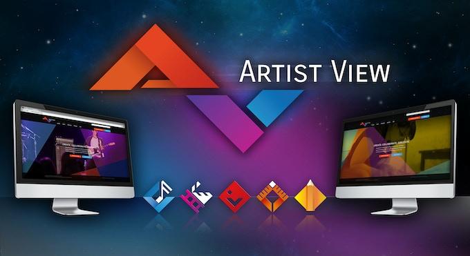 Visit www.artistview.com!