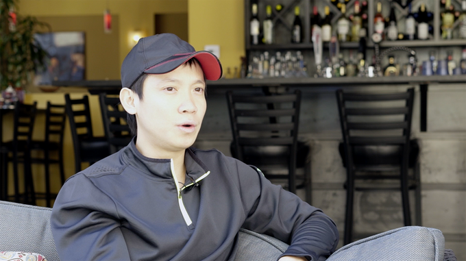 Aaron Le's family immigrated to Denver, CO and started Pho 95