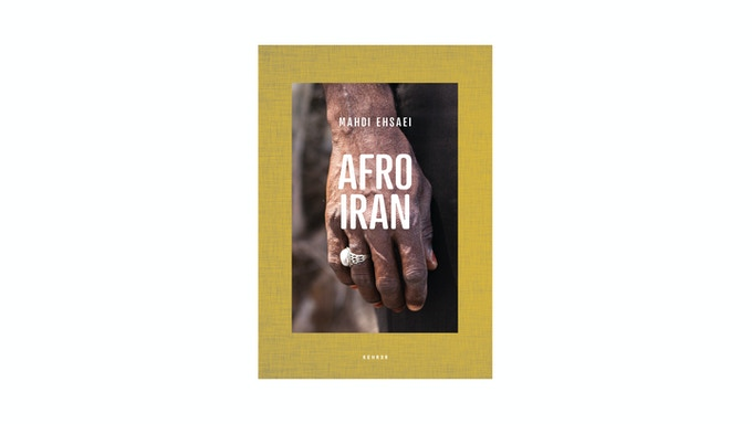 Anticipated cover of 'Afro-Iran'