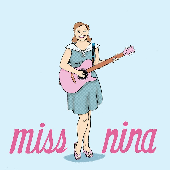 Limited Edition Miss Nina by Chuck Forsman