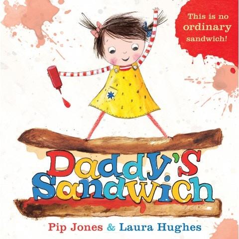Daddy's Sandwich Book