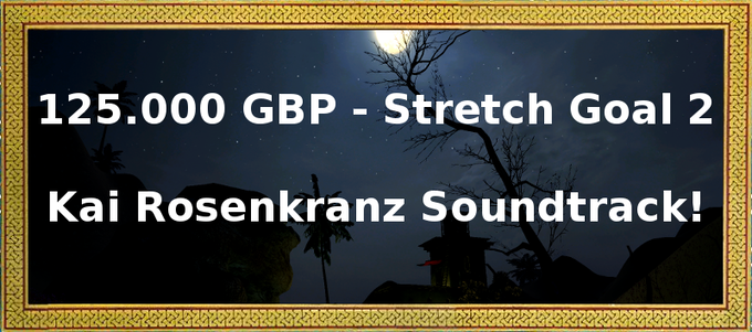 Your ears will fall in love: If we hit our second stretch goal, famous game music composer Kai Rosenkranz (creator of the Gothic and Risen Soundtracks) will create the soundtrack for Antinomy.