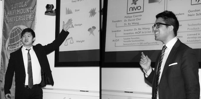 LMU Incubator Presentation | Spring 2014