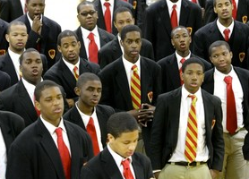 Give black boys guidance - Graduation Rates Increase