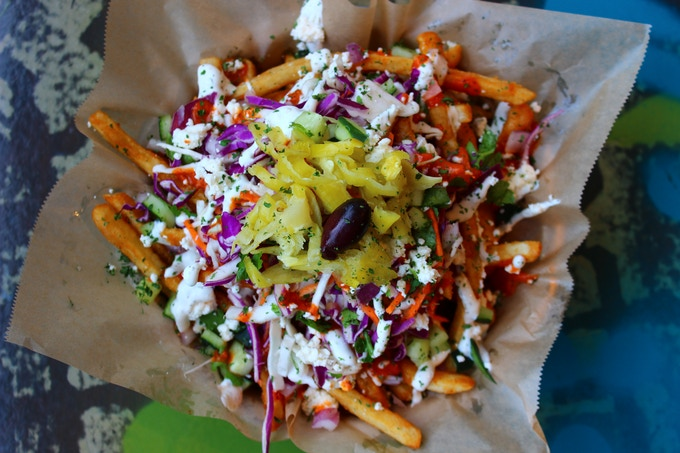 Enjoy our Street Cart fries by themselves or as a side in a combo. Some say our Berlin fries are just as good too...