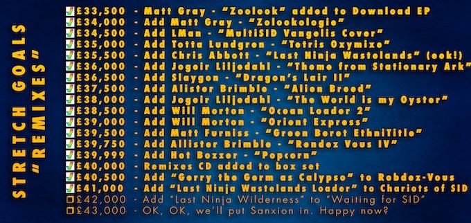 Yay! Last Ninja Wastelands Loader ahoy!