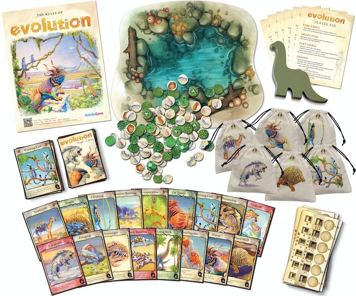 The Evolution - Kickstarter A4282f1c0fc55f3c3e93cfb685a9a96d_original