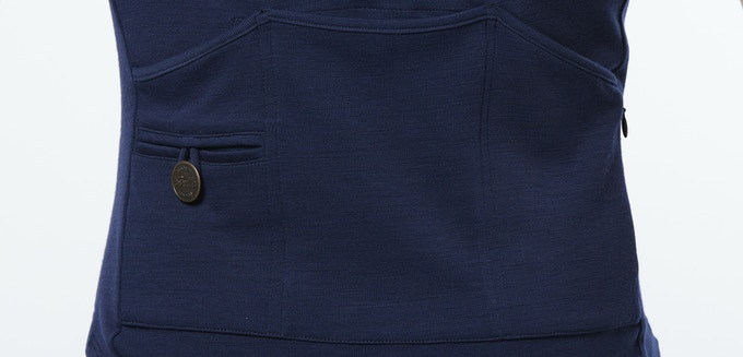 New pocket configuration