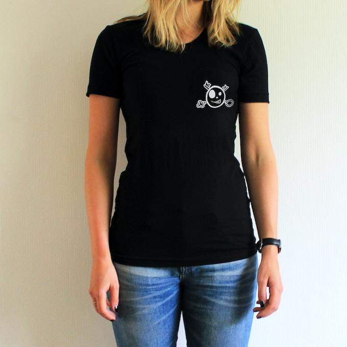 Henk Shiffmacher Logo shirt for women