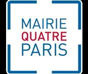 Logo Twonhall of Paris the 4th