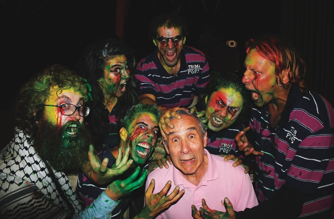As you can see, Lloyd Kaufman needs your help! Please Donate!